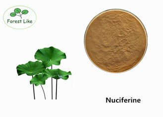 China Pure Weight Loss Plant Powder Lotus Leaf Plant Extract Powder 10% Nuciferine supplier