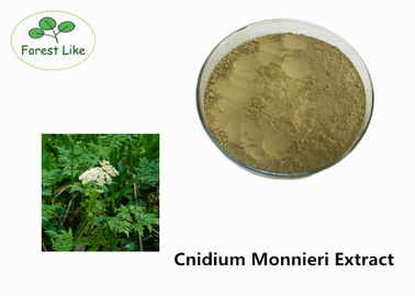 China Natural P.E. Cnidium Monnieri Extract Osthole 10% Powder for Pesticide supplier
