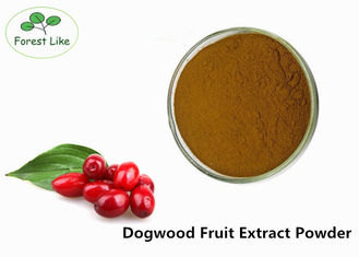 China Health Supplement Dogwood Fruit Extract Powder for Male Enhancement Medcine supplier