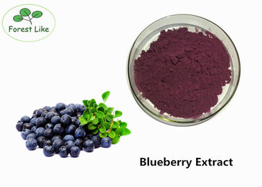 China Blueberry Extract Powder 30% Proanthocyanidins supplier
