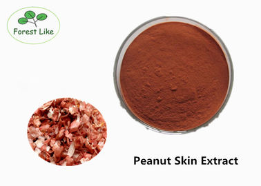 China Natural Anthocyanin Peanut Skin Extract 95% Proanthocyanidins Powder supplier