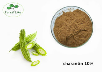 China 10% Charantin Herbal Powder For Weight Loss / Bitter Melon Extract Powder supplier