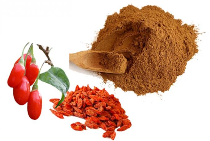 Health Products Wolf Berry Extract 40% Polysaccharides for Immunity Enhancement