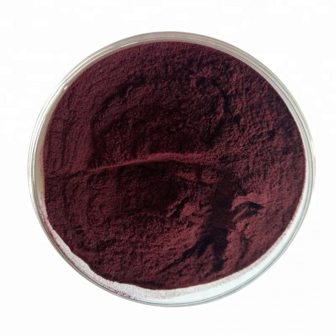 Pure Black Currant Anthocyanin Extract Powder 15% Anthocyanidins Maintain Eye Health