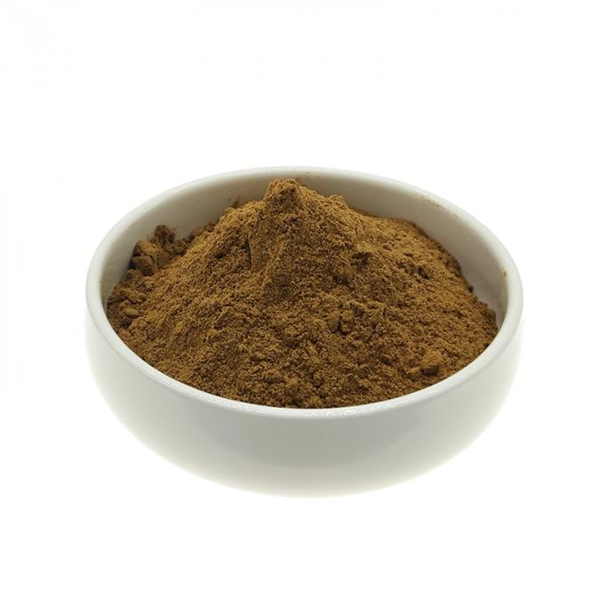 Brown Male Enhancement Powder Herbal Cistanches Extract 20% Glycosides Powder